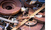 Scrap Metal Clean-up